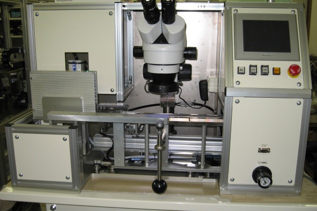 Desktop Visual Inspection Machine